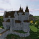 How To Build A Castle Minecraft Tutorial | Medieval Castle Part 5