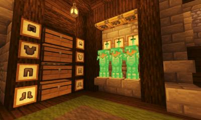 How To Build A Castle Minecraft Tutorial   Medieval Castle Part 12