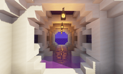 Minecraft: 10 Nether Tunnel Designs For Minecraft 1.14+ (Build Ideas)