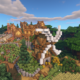 Minecraft Timelapse | Mountain Village Transformation