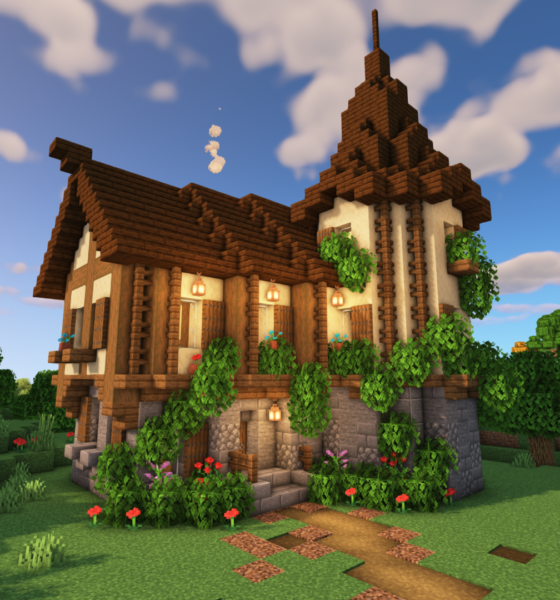 Bluenerd Minecraft Tutorials Inspirational Builds And More Bluenerd