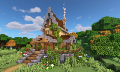 Bluenerd Minecraft Tutorials Inspirational Builds And More