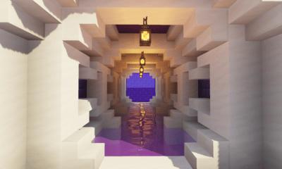 Minecraft: 10 Nether Tunnel Designs For Minecraft 1.14+ (Build Ideas)